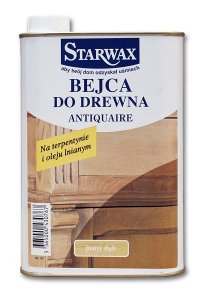 Starwax - Bejca do drewna mahoń, 500ml
